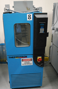 Thermotron SM-8C-3800 environmental chamber