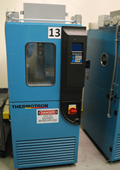 Thermotron SM-8C-7800 environmental chamber